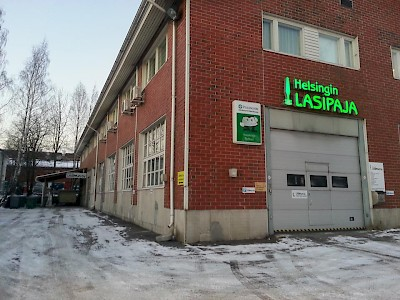 Helsingin Lasipaja